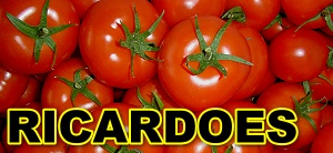Ricardoes Tomatoes & Strawberries